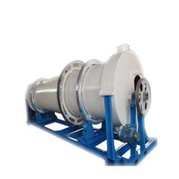新型秸秆滚筒烘干机 木糠竹粉干燥机 转筒式牧草烘干机厂家