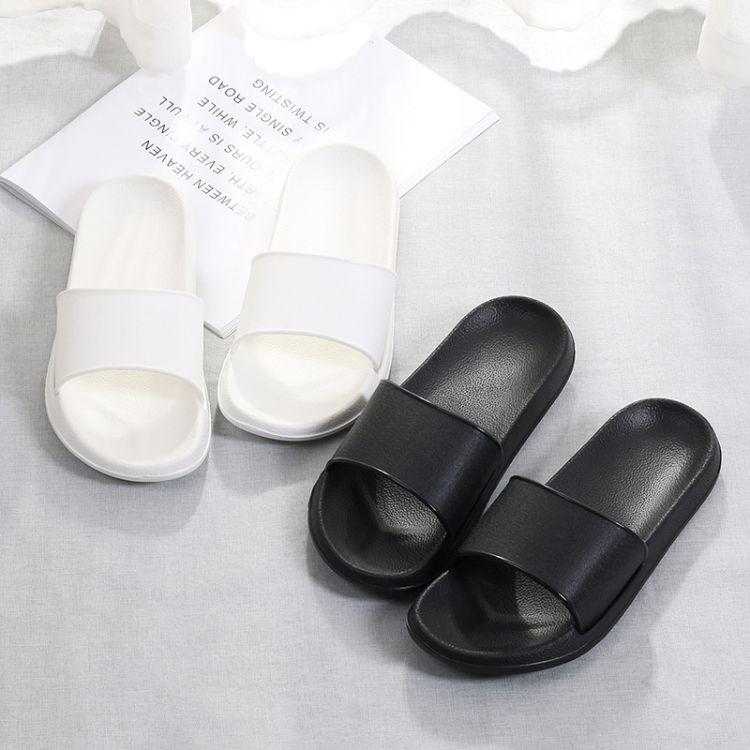 家居室内防滑软底拖鞋女夏外穿浴室情侣塑料凉拖鞋男士2018新款