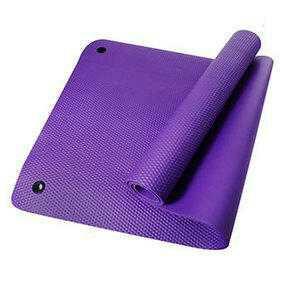 防潮垫打孔强圣2020新品防潮垫&瑜伽垫打孔 厂家提供冲孔加工与花型设计
