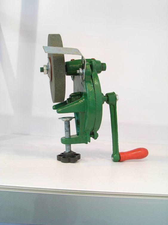 手动砂轮机