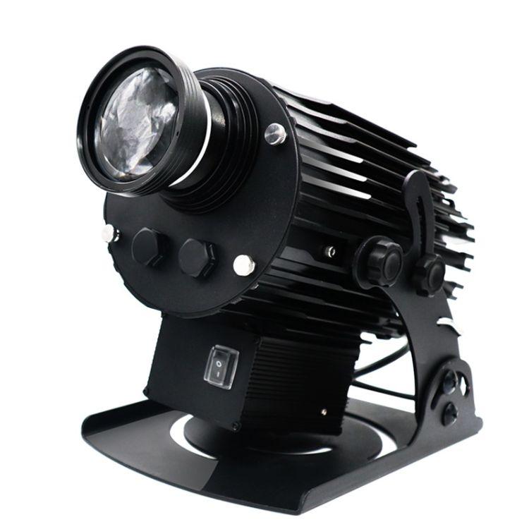 150W旋转户外广告投影灯防水 沃顿图案光影灯亮化logo定制大功率