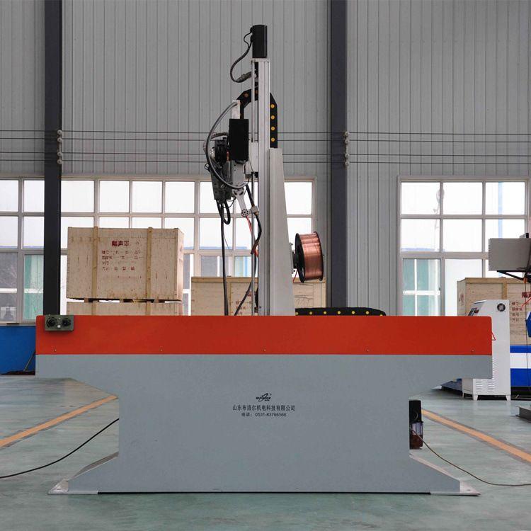 布洛尔供应直角坐标机器人 多轴焊接机械手 四轴焊接机械手