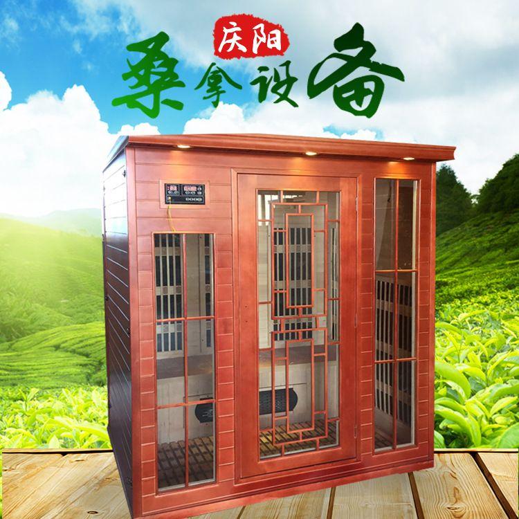 厂家供应桑拿足浴设备移动式汗蒸房 美容院三人碳板房 按需定制