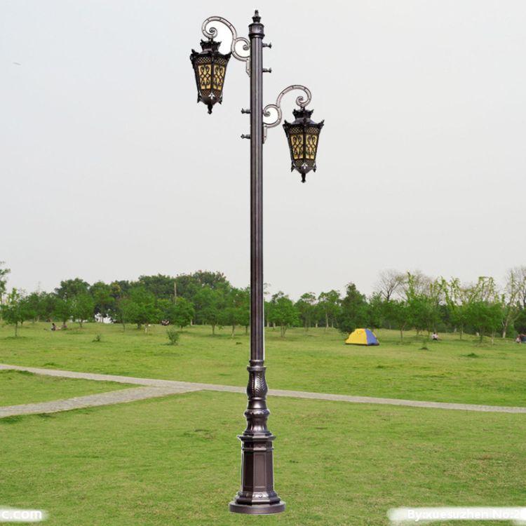 至欧照明 led庭院灯 户外太阳能灯