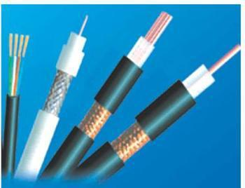 厂家直销国标射频电缆SFFP9*3.5铜导体实芯聚乙烯绝缘