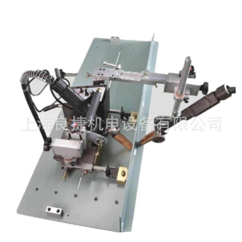 自吸式双枪水平角缝自动焊接小车二保焊自动焊接设备