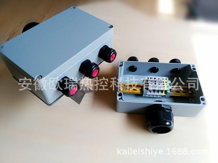 电伴热防爆户外铸铝电源接线盒 厂家直销产地货源 优质批发供应