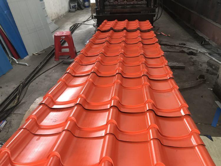 钢构弧形屋面专用金属瓦,仿古小青瓦彩钢瓦,铝合金瓦仿古琉璃瓦