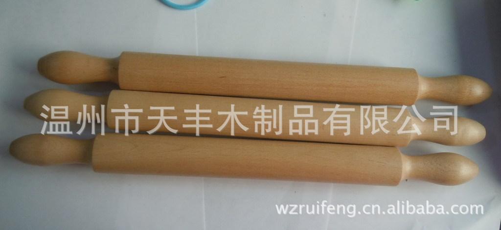 供应优质环保进口榉木擀面杖,面棍,厨房用品