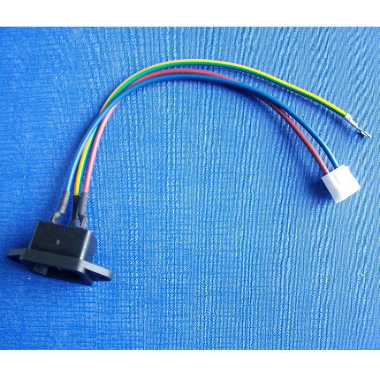 UL2464电子线 电源线束加工 端子线加工
