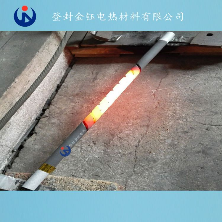 高温电热元件:单双螺纹硅碳棒 1600度硅碳棒 义齿烧结硅碳棒