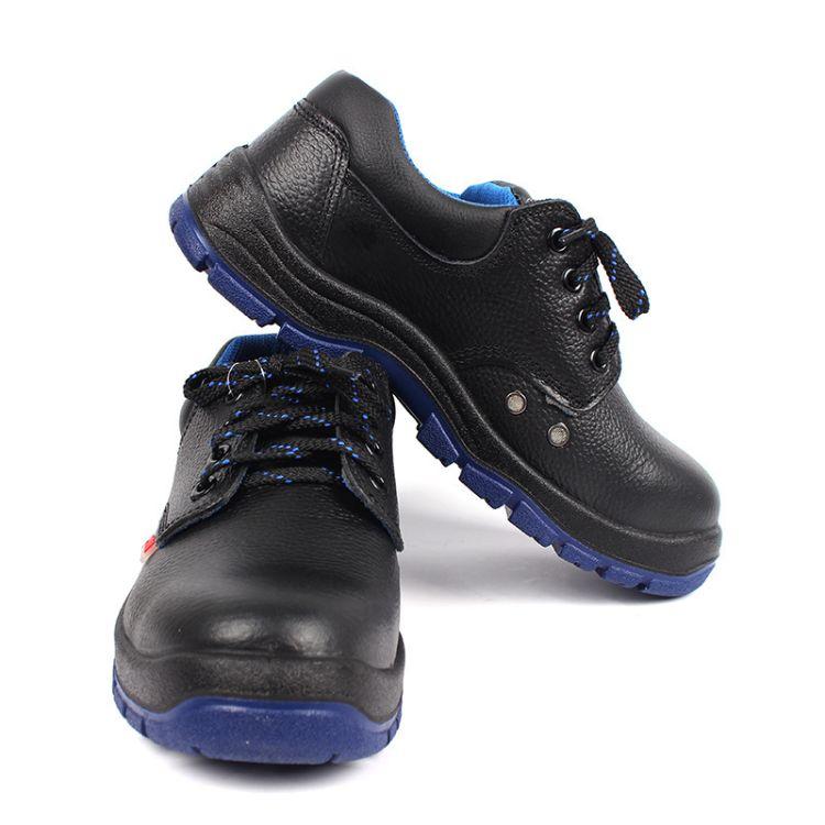 3M ECO3022经济型防滑安全鞋透气防静电劳保鞋钢包头防砸防刺穿鞋