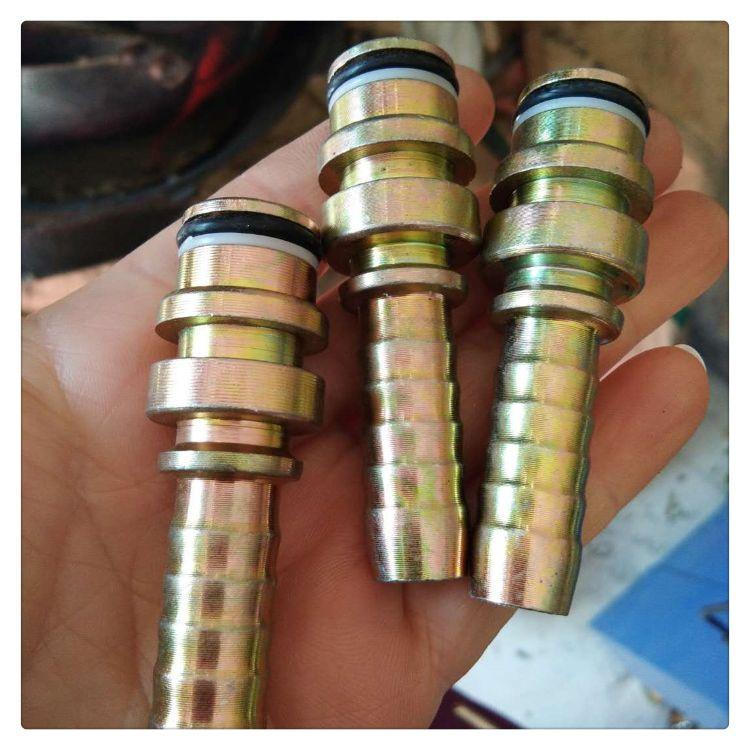 厂家生产高压胶管总成煤矿专用高压胶管K型接头 胶管接头KJ-DN