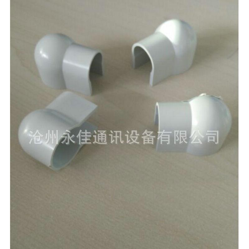 沧州永佳专业生产各式C型管风堵 c型管光纤布线 户外光纤布线C型管
