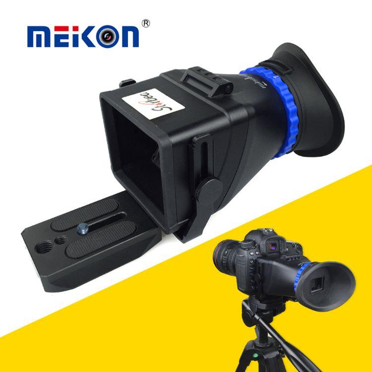 单反相机LCD取景器V1/V2/V3/V4/V5/V6液晶屏幕取景放大器5D2 5D3