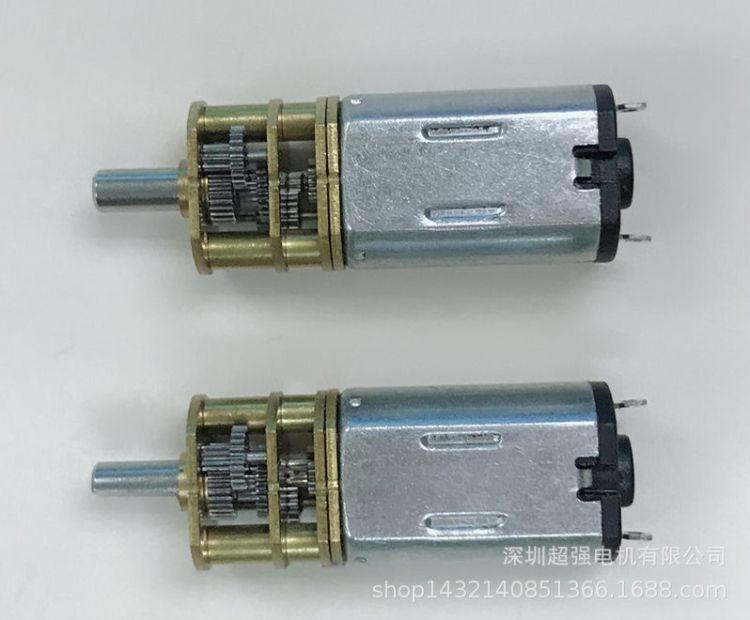 M10减速齿轮箱电机/10GA智能机器人电机/8*10智能指纹锁减速电机