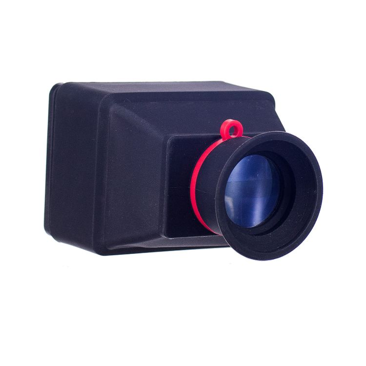 工厂现货3.2x 3.0x 寸单反微单相机屏幕3倍放大取景器遮光/遮阳罩
