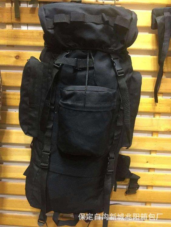 迷彩支架双肩防水罩背包 双肩包  军迷包