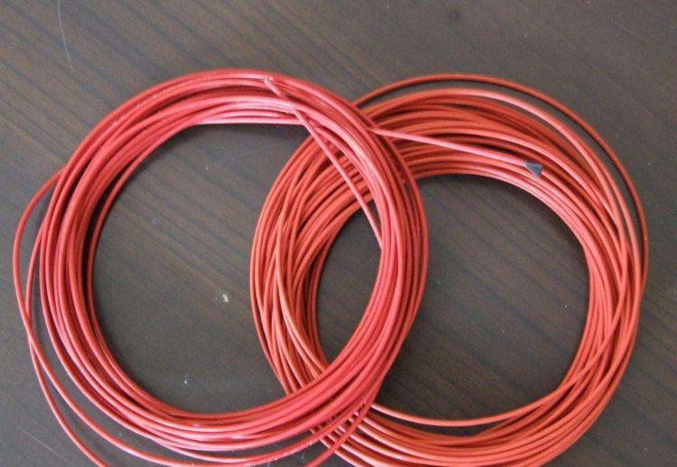碳纤维地热线工厂直销供应碳纤维发热线 铁氟龙电加热线 地暖线