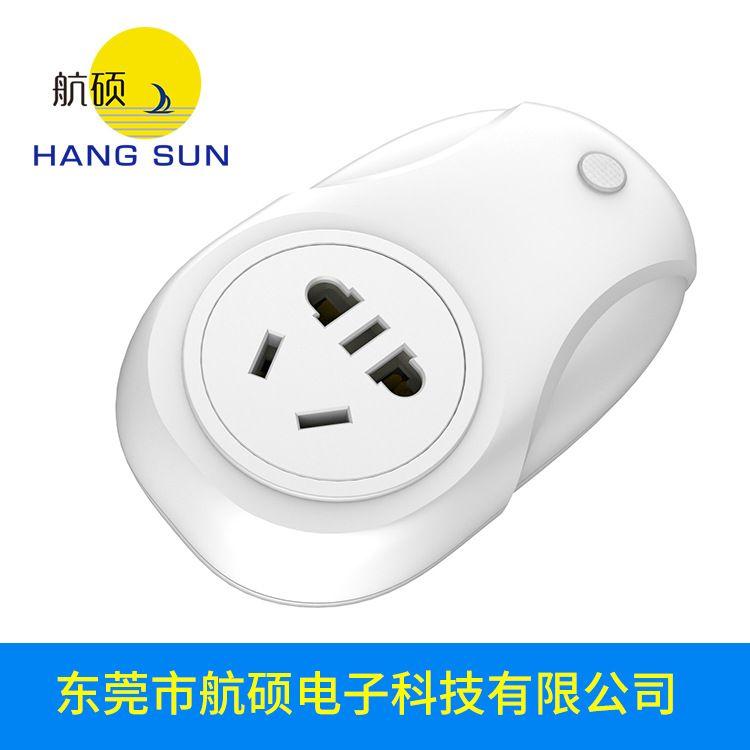 厂家批发智能温度控制器插座 无线遥控电源插座现货