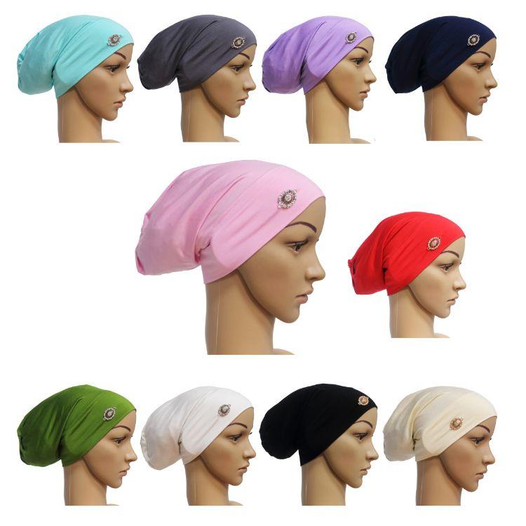 穆斯林莫代尔镶钻筒帽筒帽 TC307 速卖通EBAY亚马逊AMAZON热卖