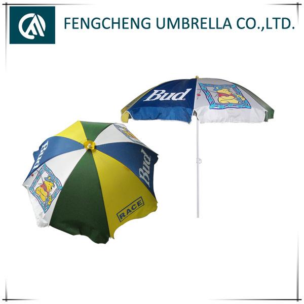 定制各种规格的(可防紫外线)沙滩广告伞,庭院伞,各种伞