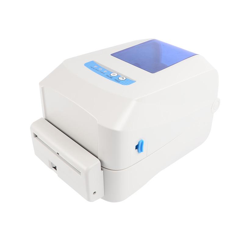 佳博GP1624TC水洗唛条码打印机干洗店服装标签不干胶热敏打印机