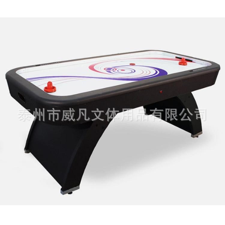 威凡厂家成人娱乐空气冰球桌室内气悬桌上冰球曲棍球台大型游戏台