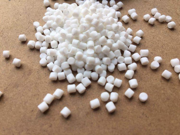 厂家直销 吹膜硫酸钡填充母粒 PPPEPO注塑吹塑填充剂
