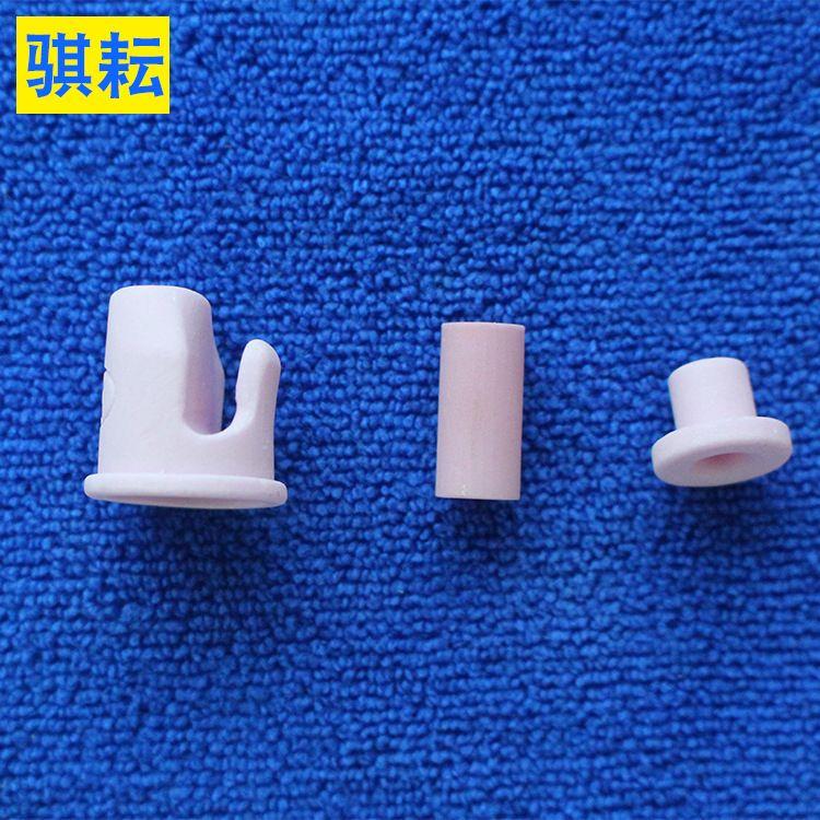 厂家直销特种陶瓷管 电器微型陶瓷片配件 陶瓷棒电子元件定制批发