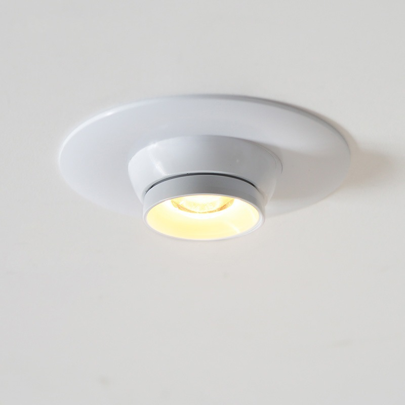 LED牛眼灯变焦聚光珠宝柜台灯客厅卧室厨卫天花开孔射灯