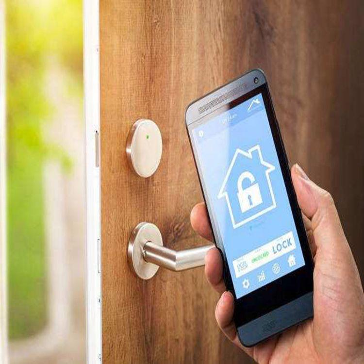 蓝牙机柜锁带APP远程开门 蓝牙机柜锁智能门禁锁app软件开发
