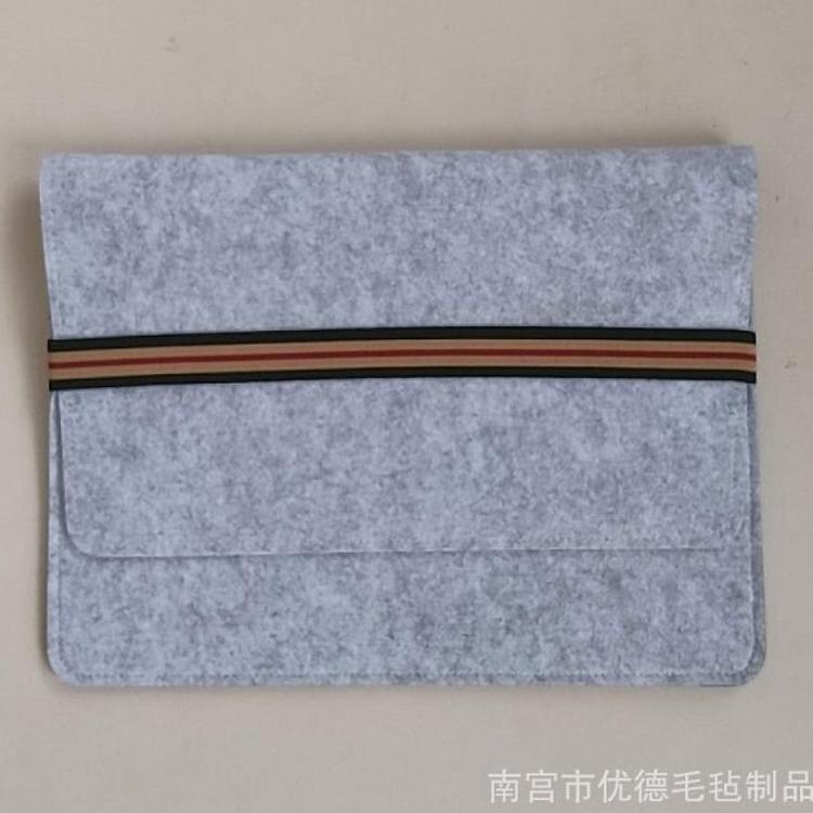 苹果macbook毛毡电脑包air13笔记本pro13.3寸15内胆kindle保护套
