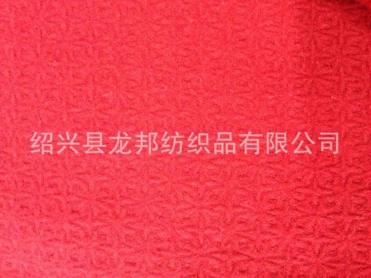 LB2049粗纺布料 毛纺面料 精品花形 厂家直销