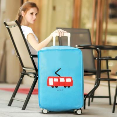 交通工具行李箱套 无纺布防尘套 旅行拉杆箱保护套 防污水防尘罩