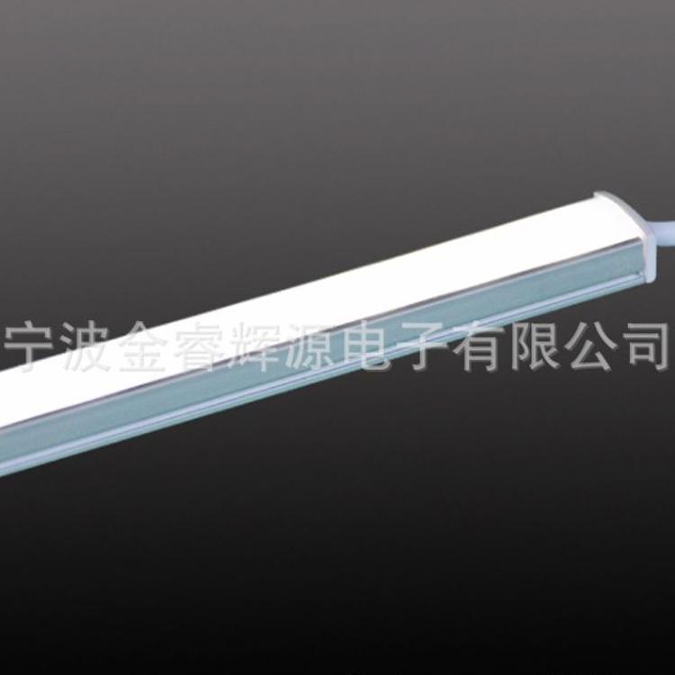 12V/24V 5050 U槽广告灯箱背光led硬灯条 厂家直销led硬条灯