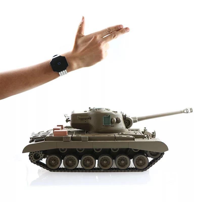 手势控制遥控坦克 手势指挥对战坦克 益智玩具代发 正品现货