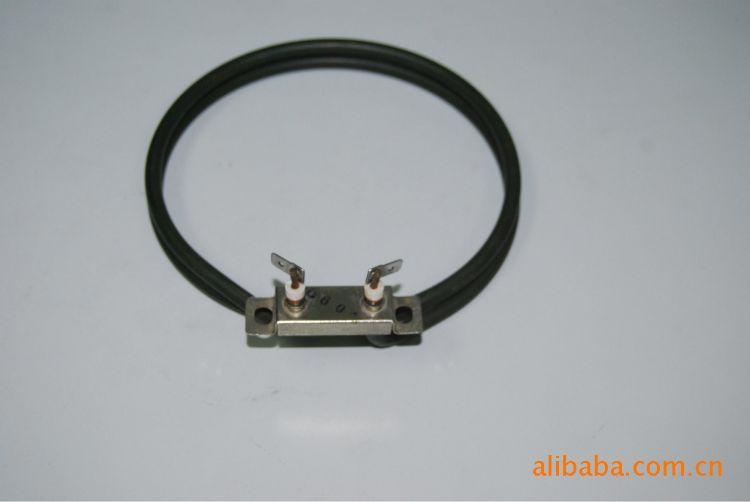 电热管发热盘电热管发热管镀铜铁管退火压铸铝盘