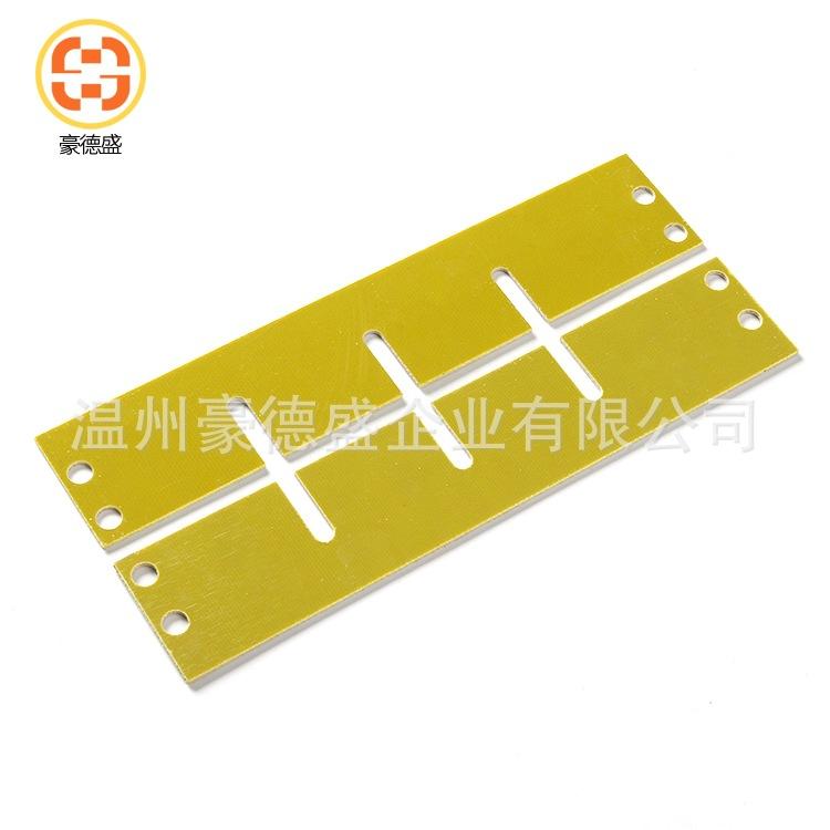 3240环氧板电木板定制  耐高温电工电器绝 缘板垫板加工件 胶木板