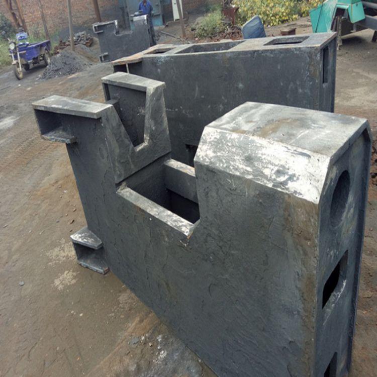 宏双直销大型机床铸件 灰铸铁件加工定做 做数控机床床身铸件加工