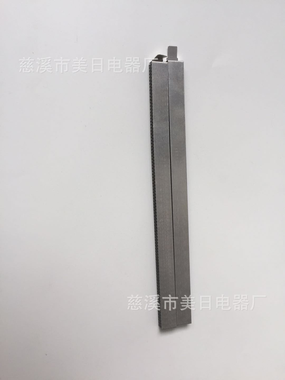 供应厂家直销各种款式PTC波纹发热体 波纹发热体 加工定制