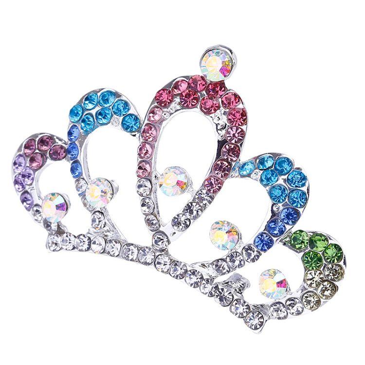 日韩新娘饰品水钻结婚头饰婚礼可爱小公主儿童发饰皇冠头饰批发