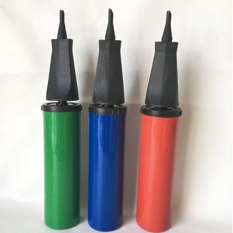 厂家直销充气打气筒气球打气筒 手动手推质量保证欢迎选购