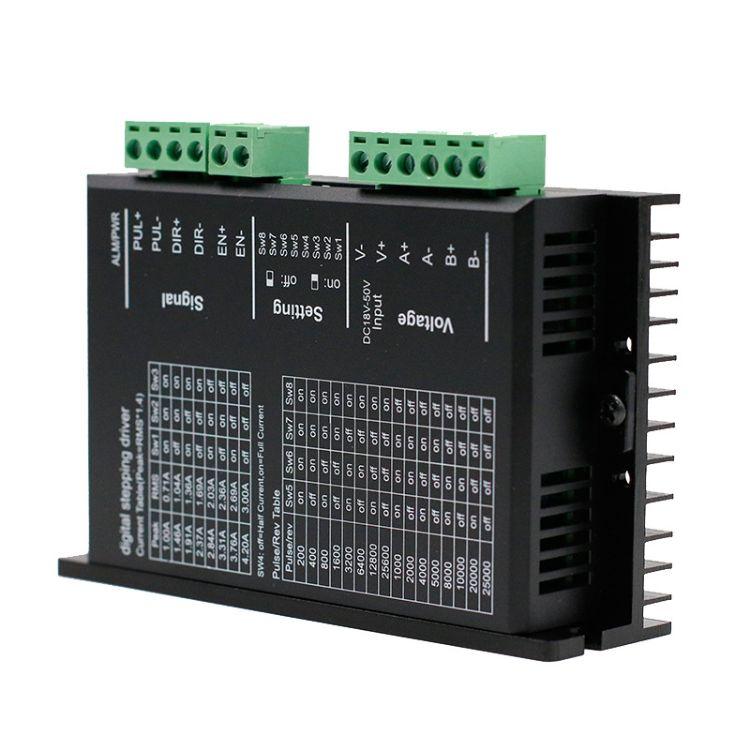 厂家供应 国产LDM-542A两相混合式步进电机细分驱动器 生产厂家