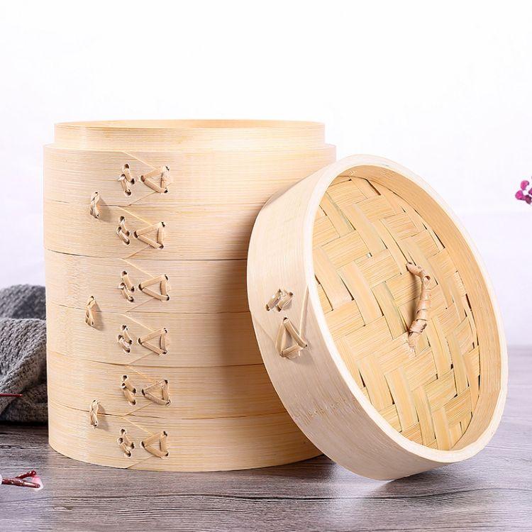 厂家批发 活动包邮家用常规笼屉 10cm工艺品装饰小蒸笼 代理加盟