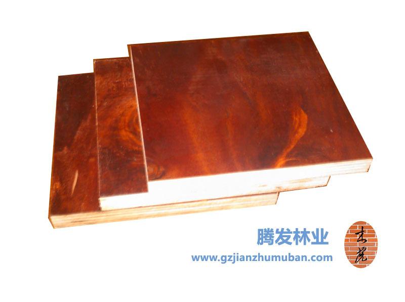 优质建筑模板  厂家直销    覆膜板