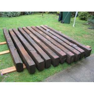 贵州贵阳枕木垫木,贵州遵义枕木方木生产广荣公司
