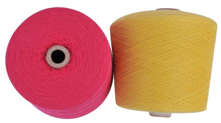 42s/2羊毛混纺 有色纱线色纱现货供应