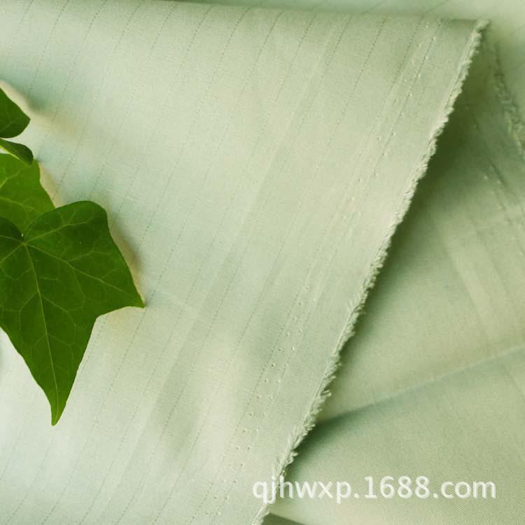现货供应:155克涤棉纱卡35%棉防静电制服面料,春夏工作服布料