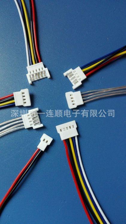 LED端子线线束生产 电池线束 灯带线束 鞋灯端子线 鞋灯线束加工